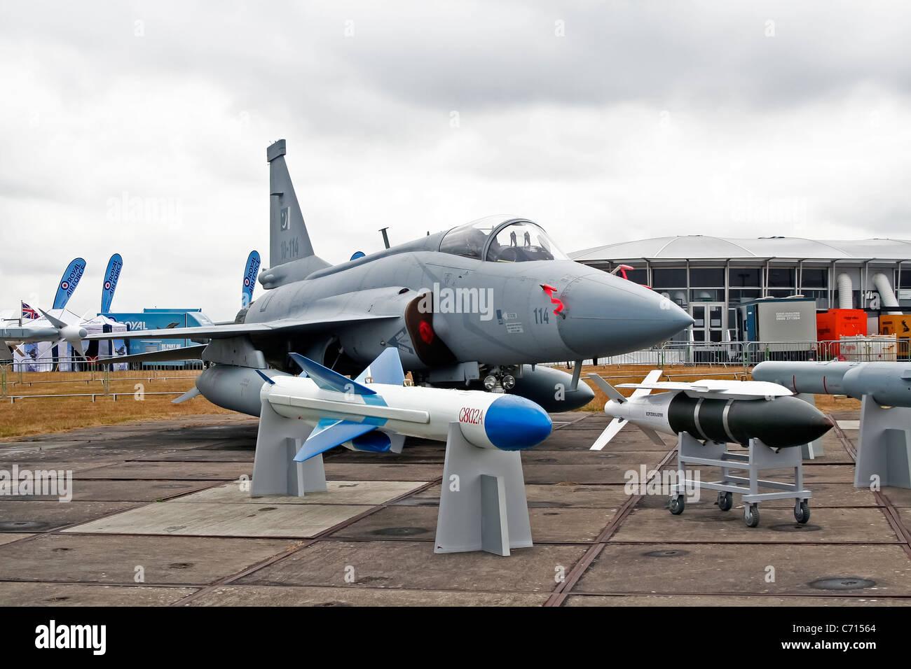 Pakistan Aeronautical Complex JF-17 Thunder 10-113 at the