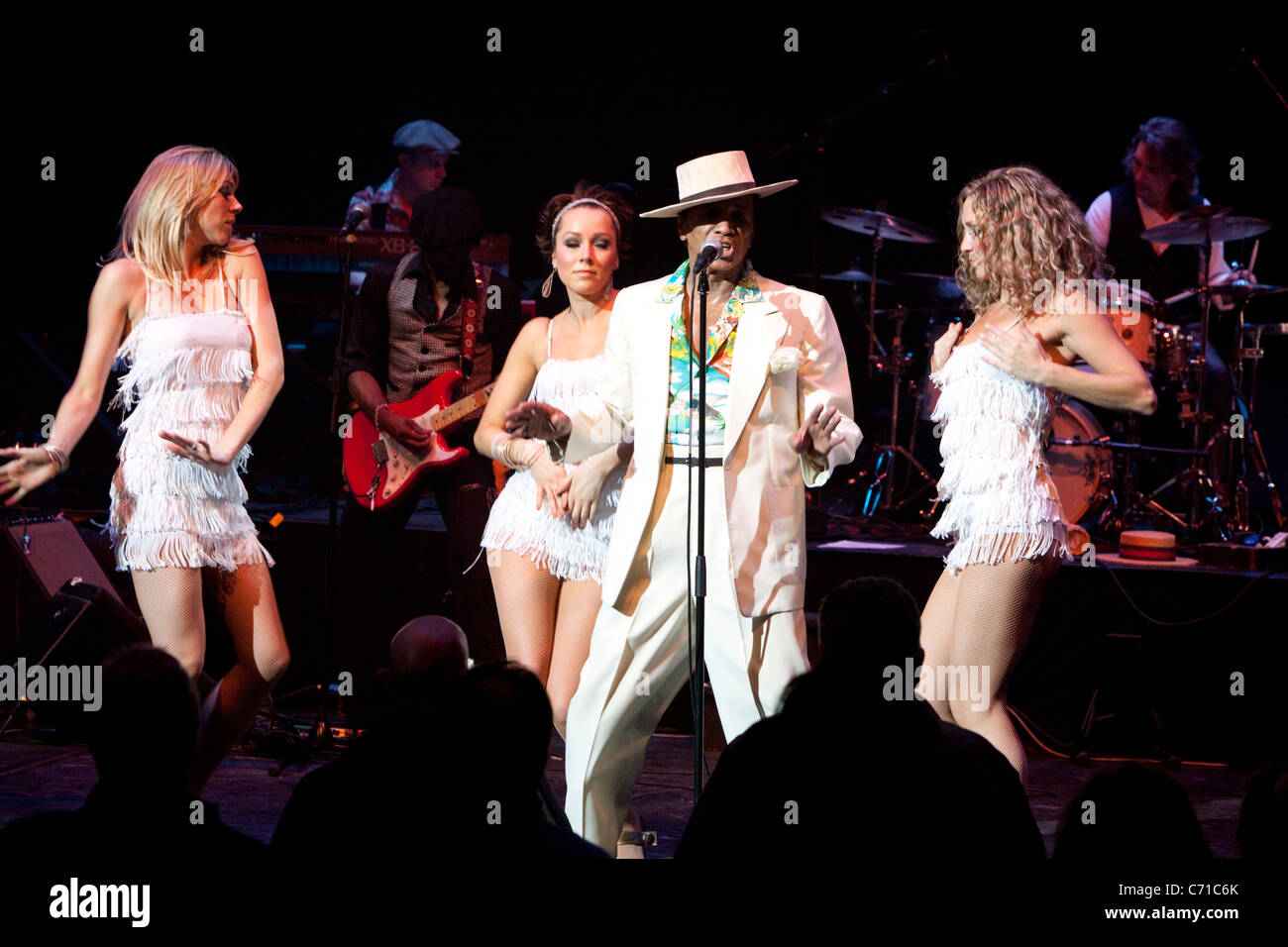Kid Creole and The Coconuts - Stock Image