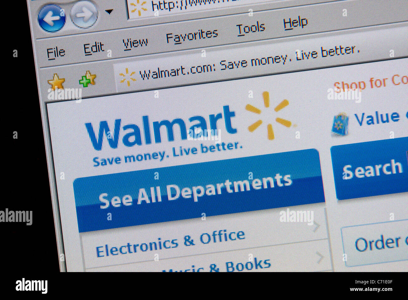 Our Walmart Stock Photos & Our Walmart Stock Images - Alamy