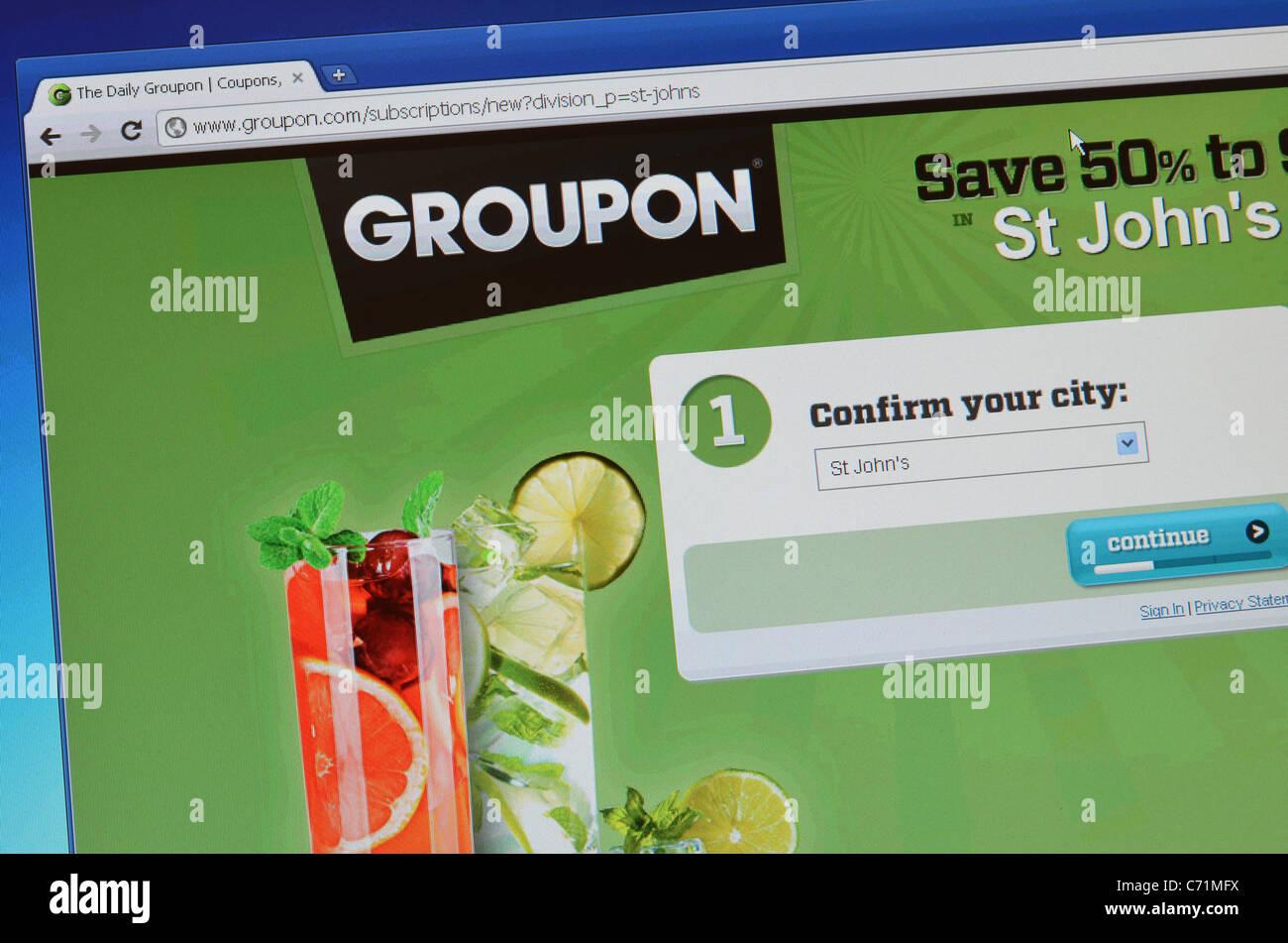 groupon group buying