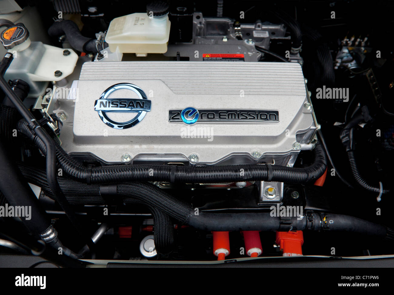 Electric Car Engine Stock Photos & Electric Car Engine Stock Images ...