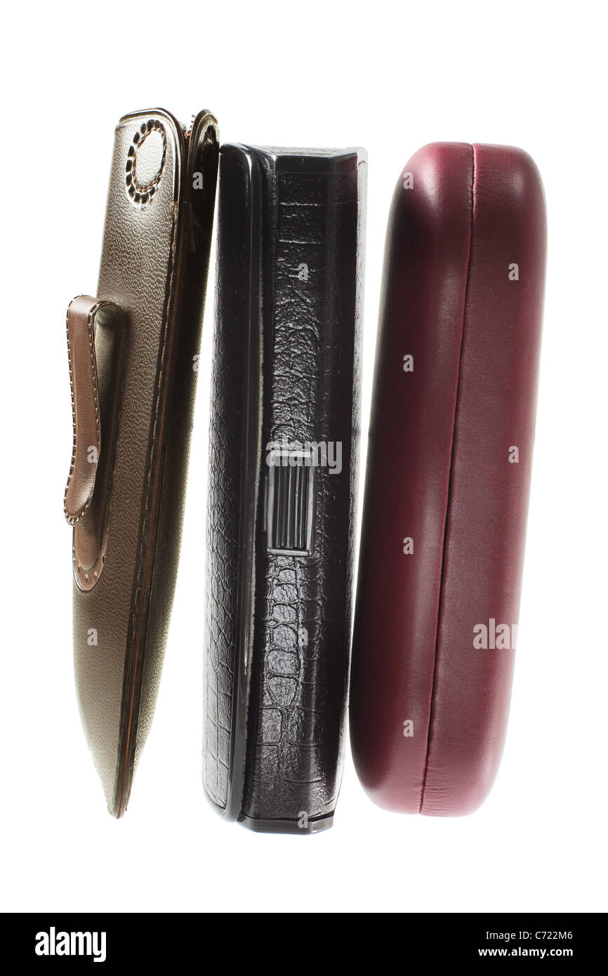 Spectacle Cases - Stock Image