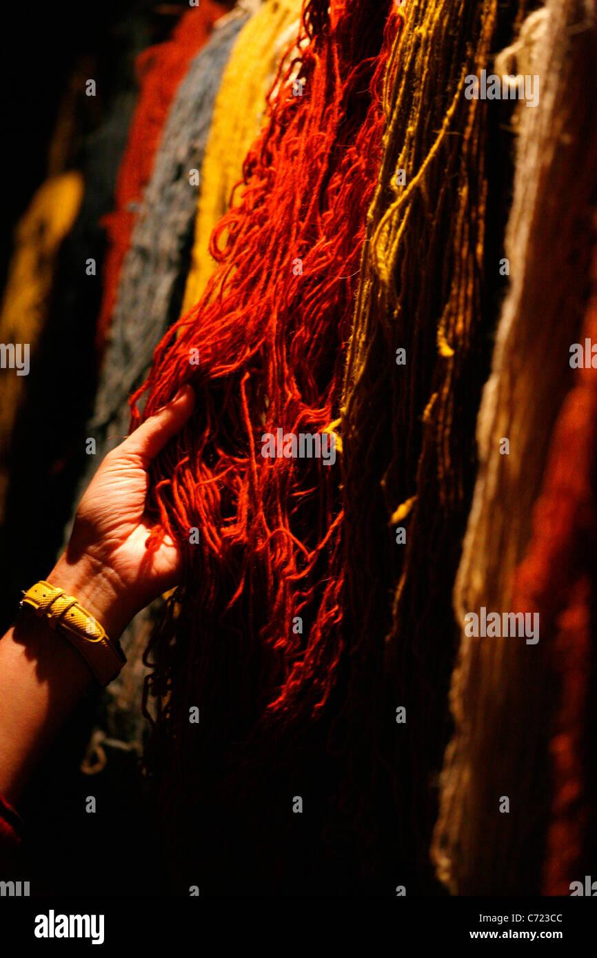 crafts-Capadoccia - Stock Image