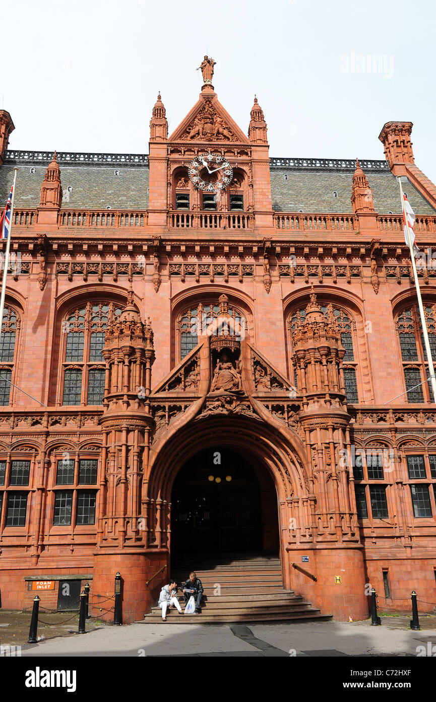 Birmingham magistrate court england west midlands uk stock image