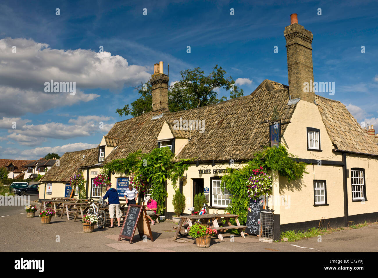 Traditional English Pub - Stock Image
