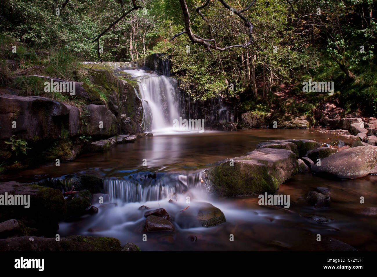 Brecon Becons - Stock Image