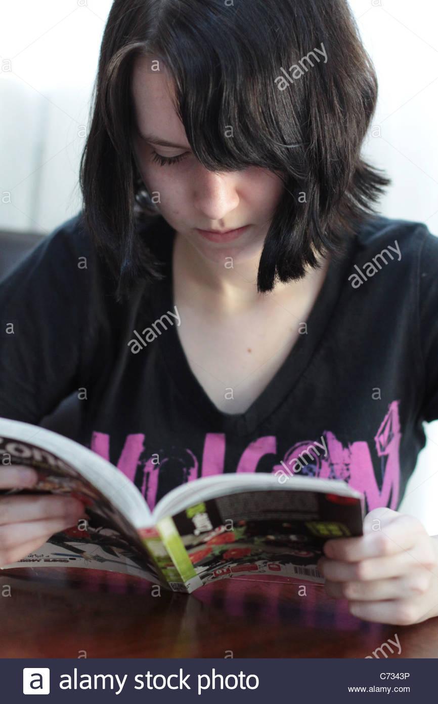 16 Year Old Girl Stock Photos & 16 Year Old Girl Stock