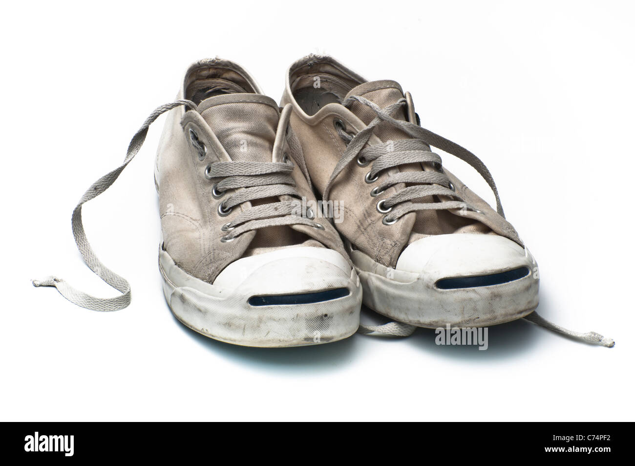 6e41c4bf69fa9c Converse Jack Purcell tennis shoes on a white background PHILLIP ROBERTS