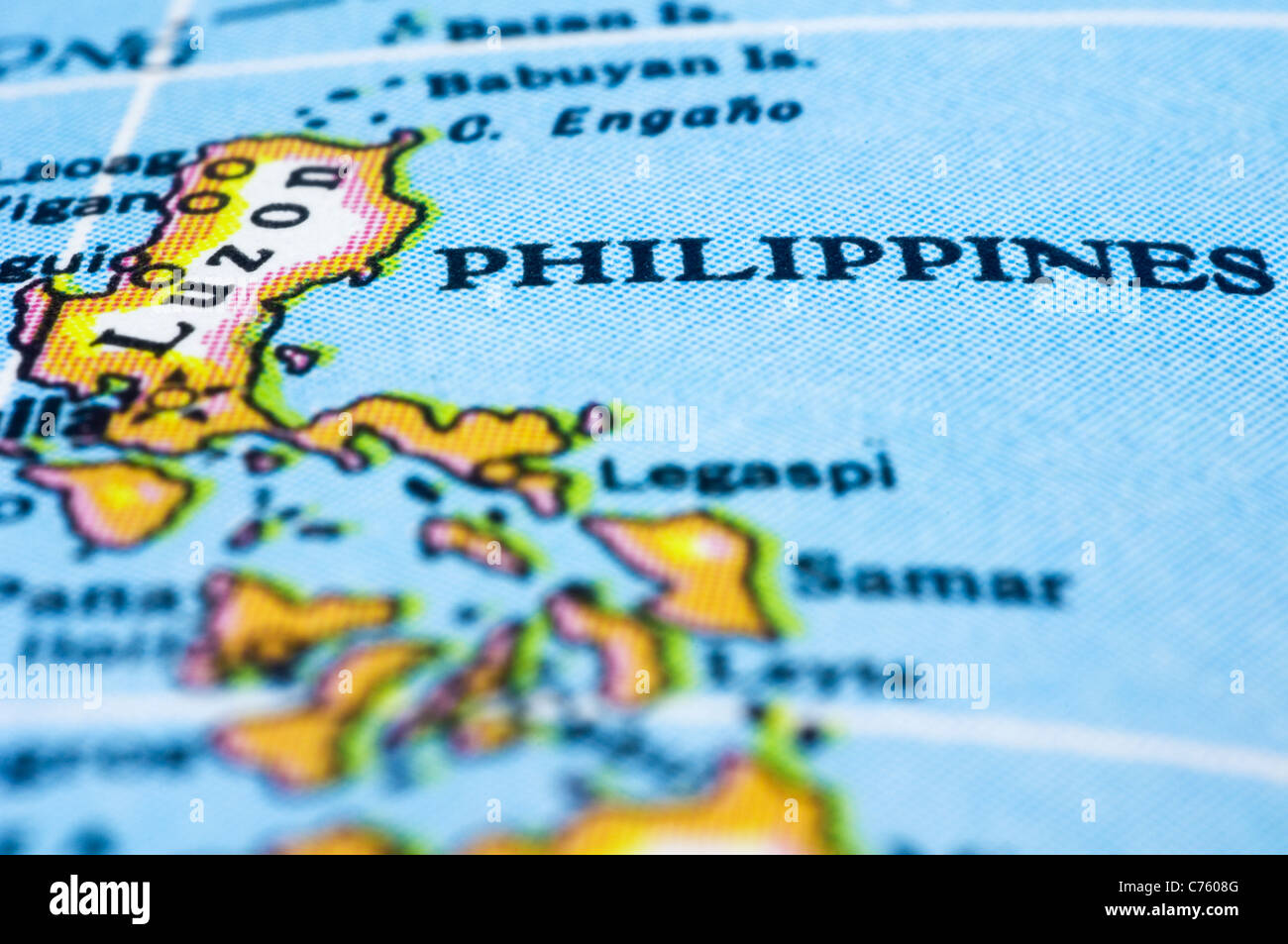 Map Of Asia Countries.Philippines Marker On Map Asia Countries Stock Photo 38855280 Alamy