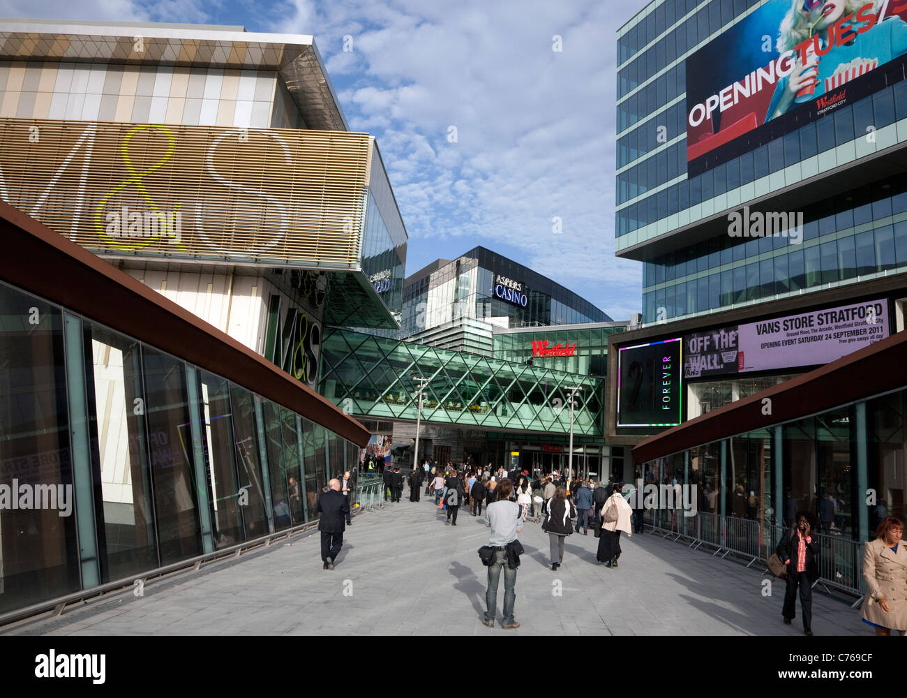 2ced0b61bd4f5d Westfield Stratford City shopping centre