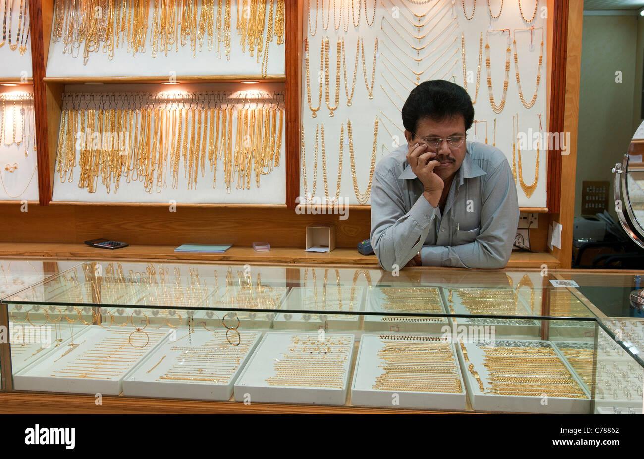 Dubai Gold Souk Stock Photos & Dubai Gold Souk Stock Images - Alamy