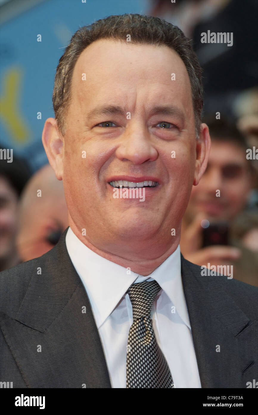 Tom Hanks - Stock Image