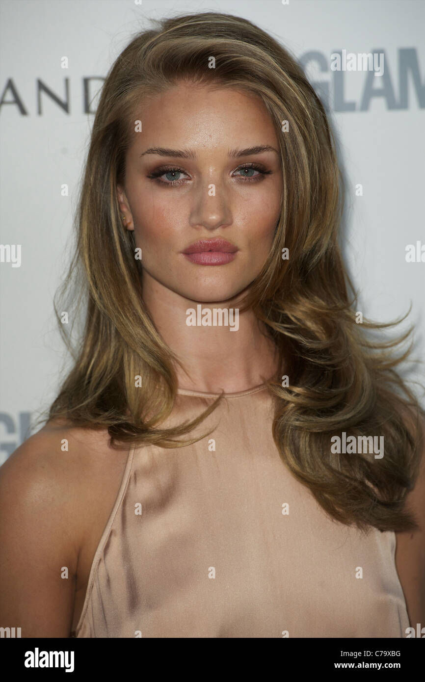 Rosie Huntington-Whiteley Stock Photo