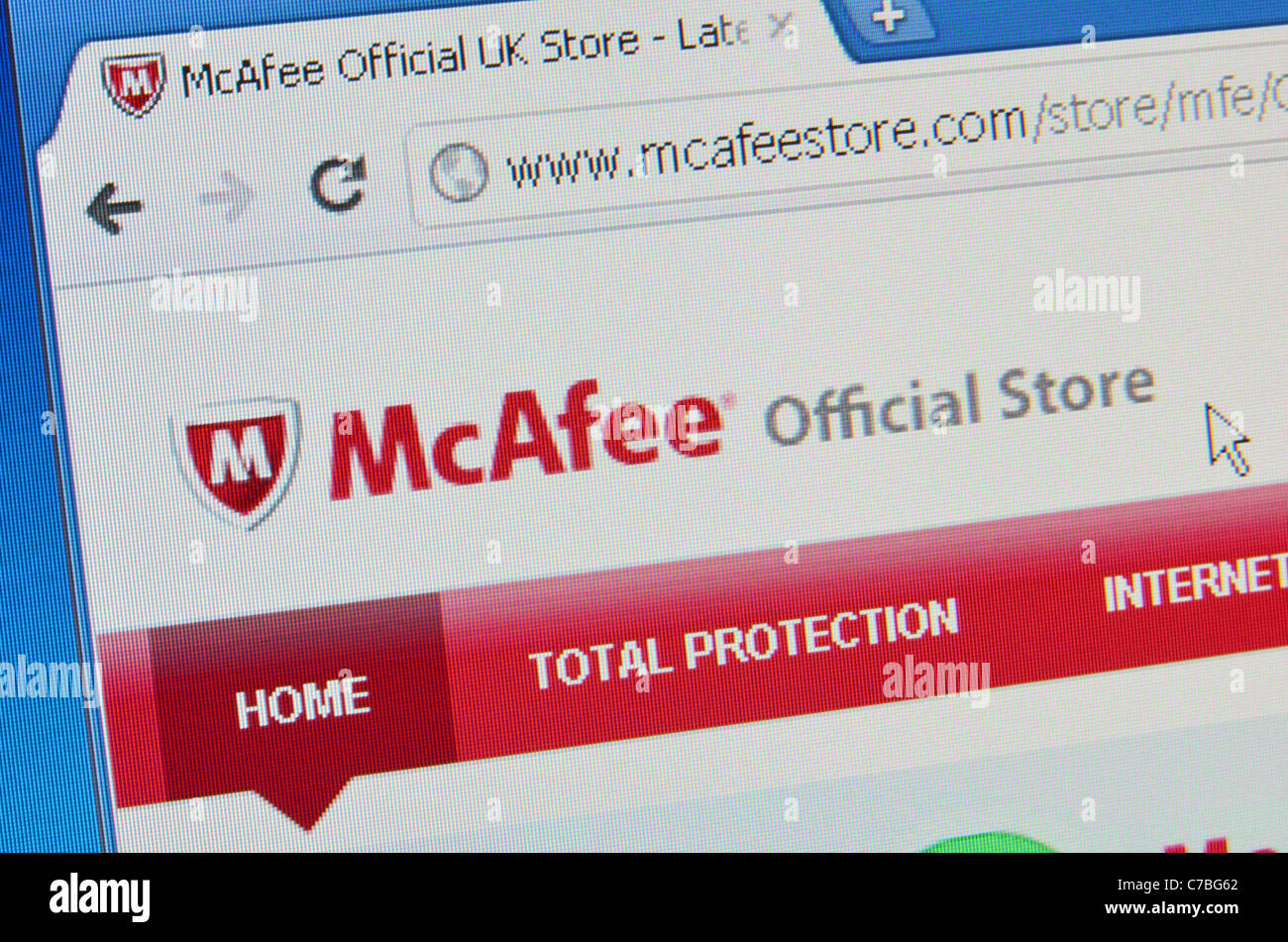 Mcafee Stock Photos & Mcafee Stock Images - Alamy