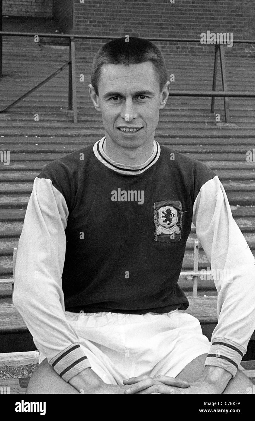 Aston Villa footballer Phil Woosnam 21/7/66 - Stock Image