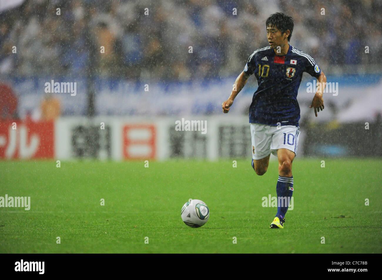 Japan Korea World Cup Stock Photos & Japan Korea World Cup