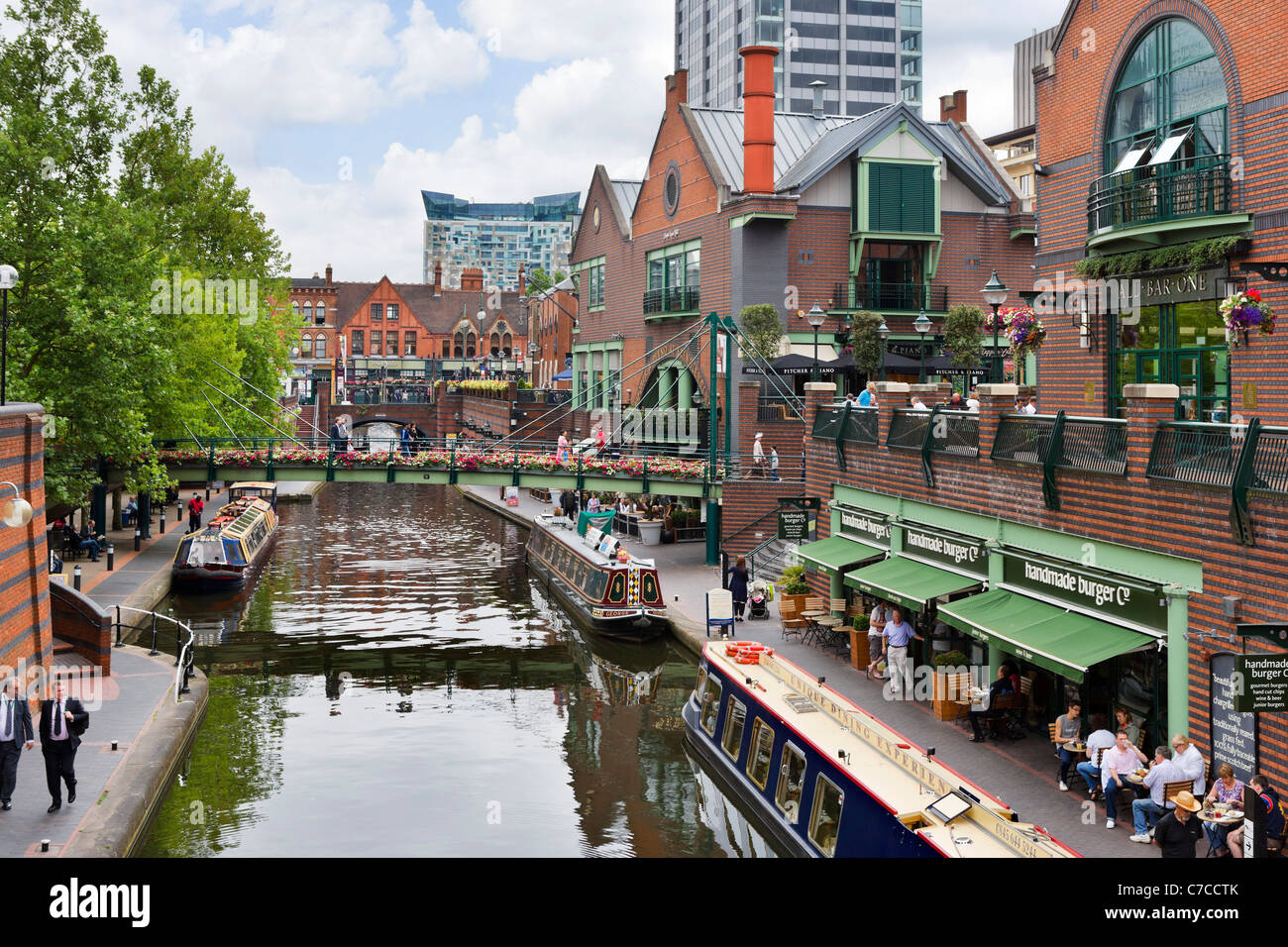 Eating Places In Birmingham City Centre