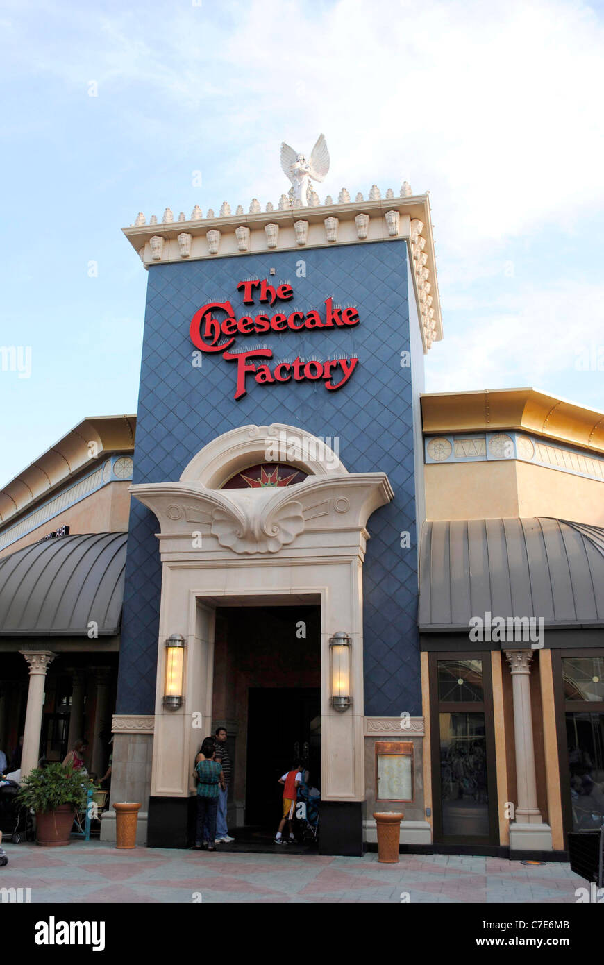 The Cheesecake Factory - Stock Image