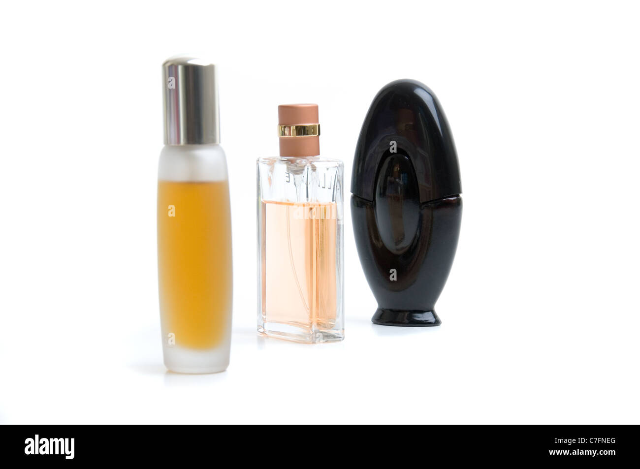 Bottles Of Perfume Cut Out Stock Images Pictures Alamy