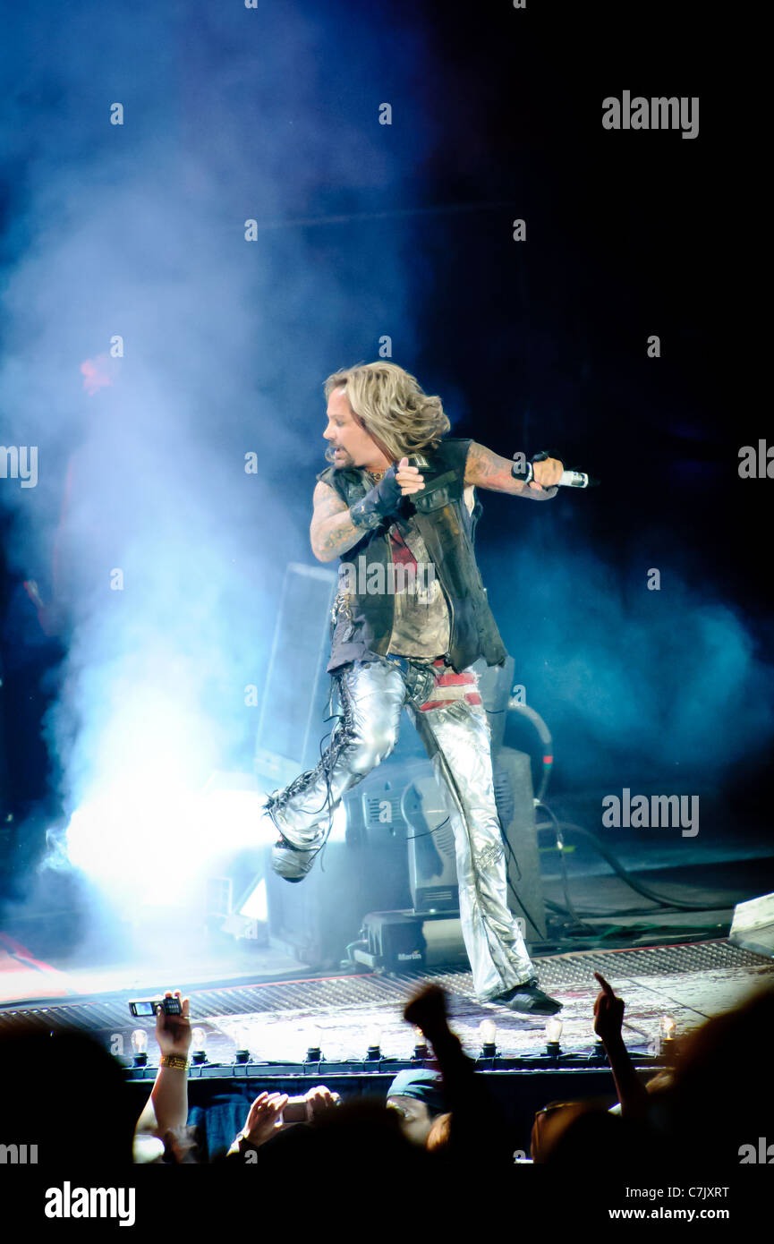 Motley Crue Stock Photos & Motley Crue Stock Images - Page 2 - Alamy