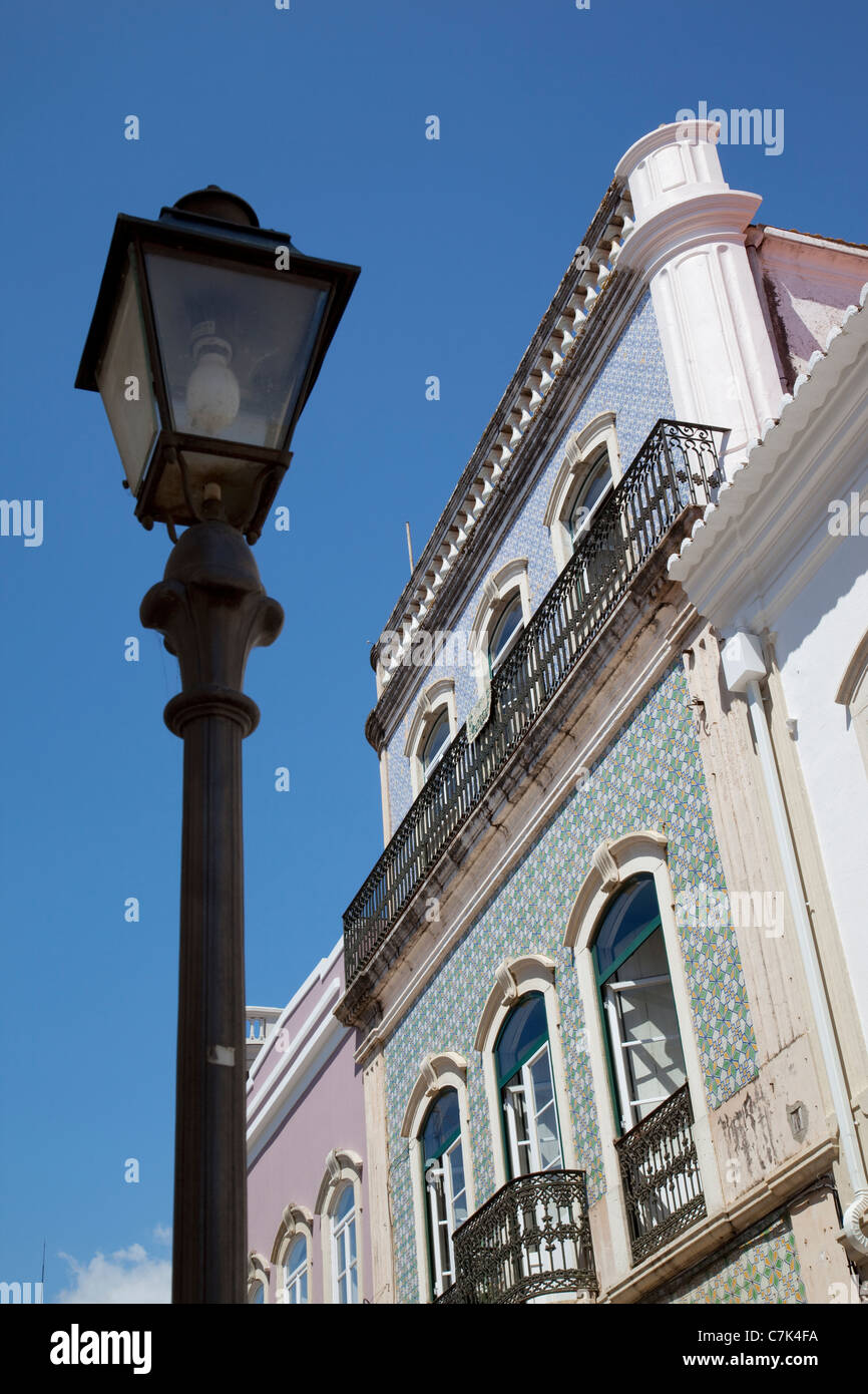 Portugal, Algarve, Silves, Architecture - Stock Image