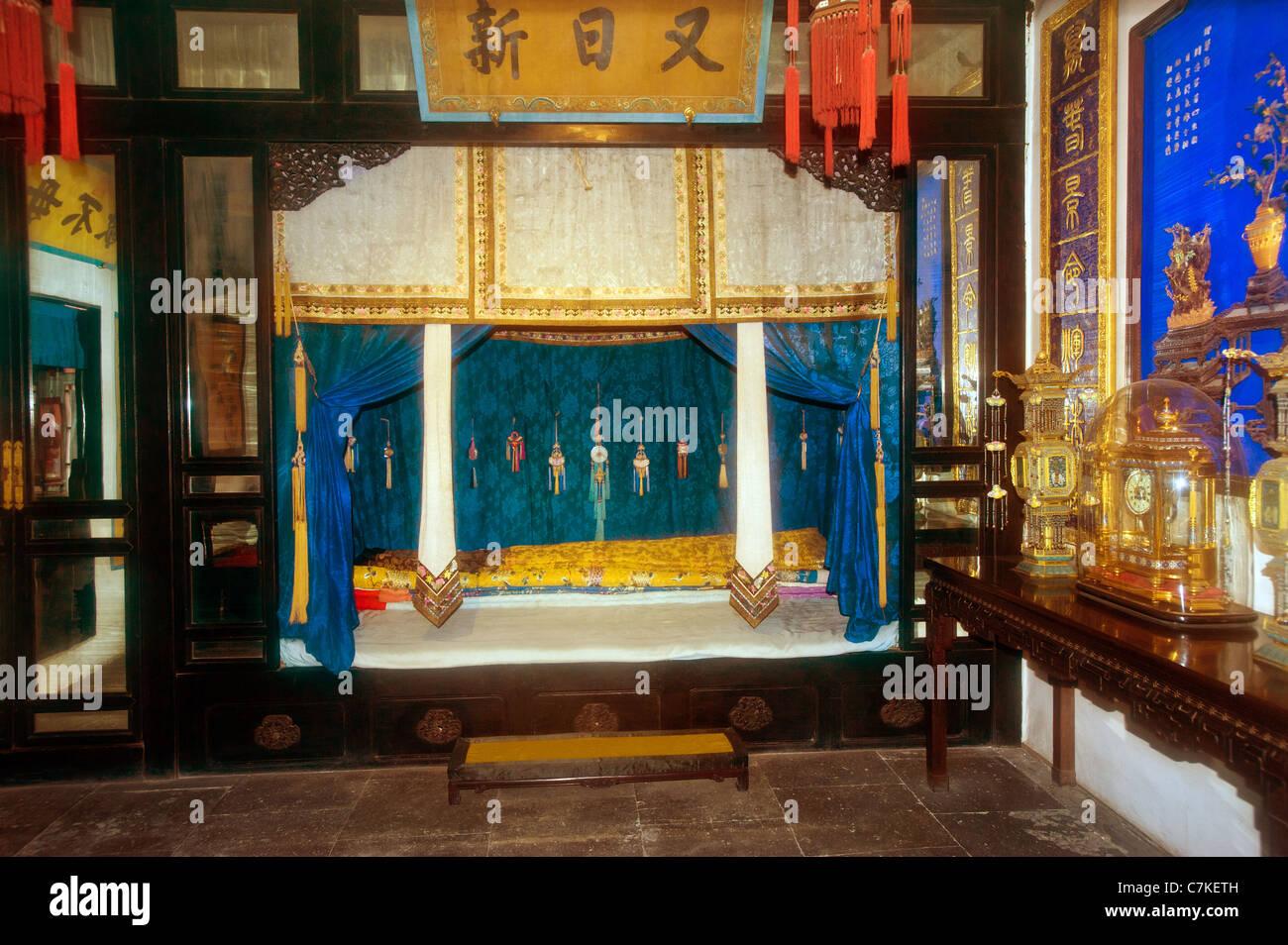 Royal Bedroom Interior