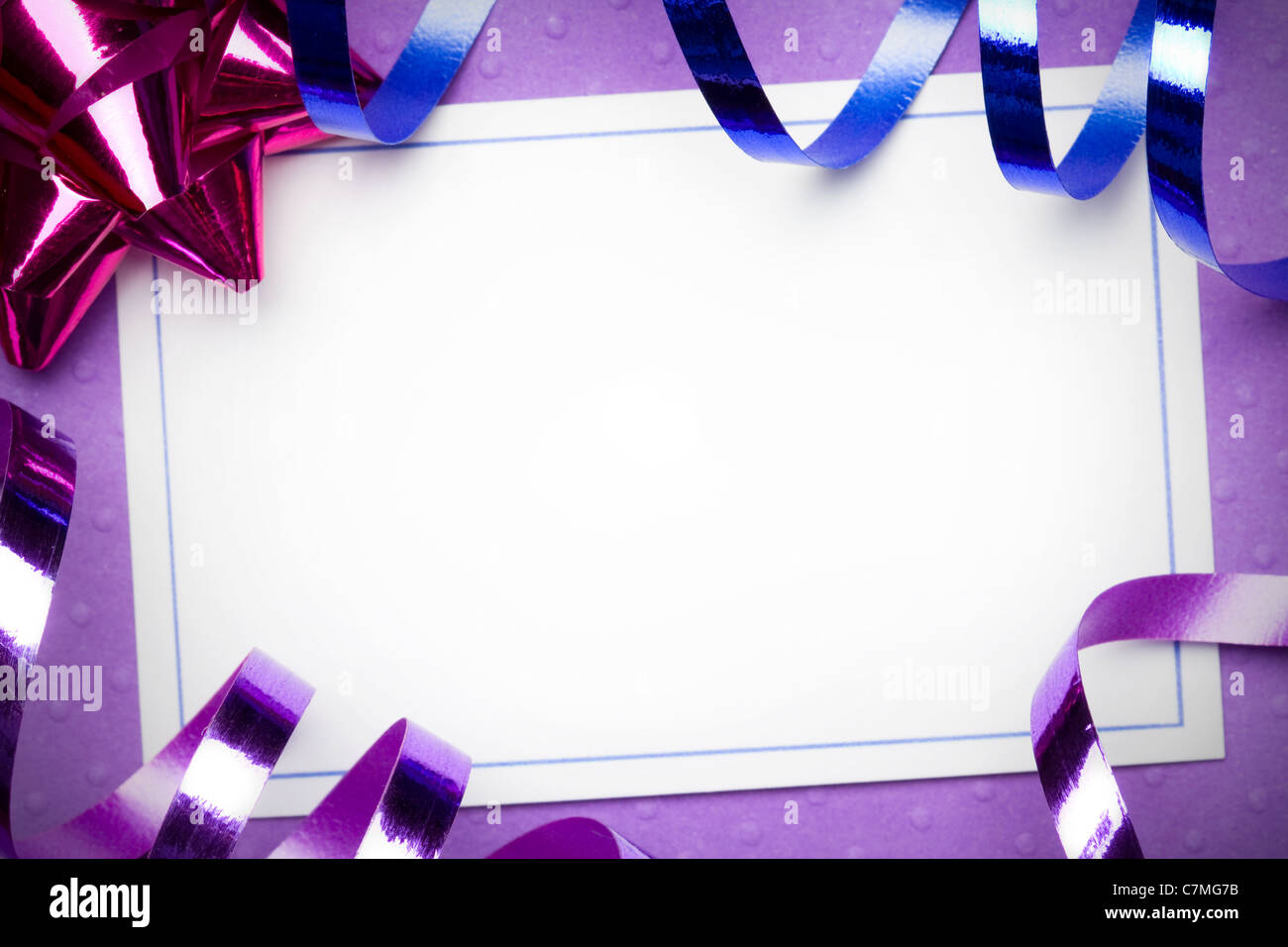 Party background - Stock Image