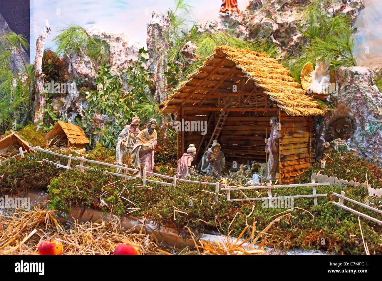 Jesus Birth Stock Photos & Jesus Birth Stock Images - Alamy