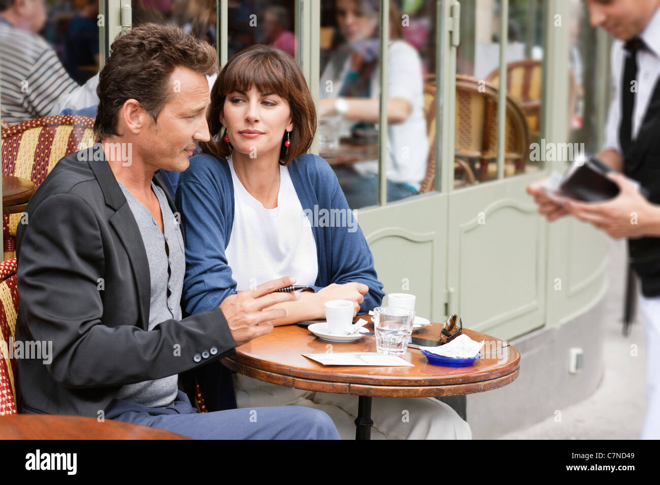 Waiter France Stock Photos & Waiter France Stock Images - Alamy