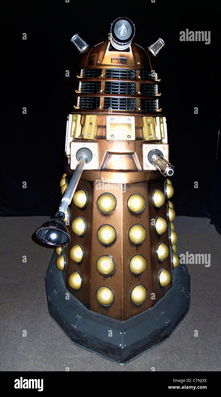 Dr Who Dalek - Stock Image
