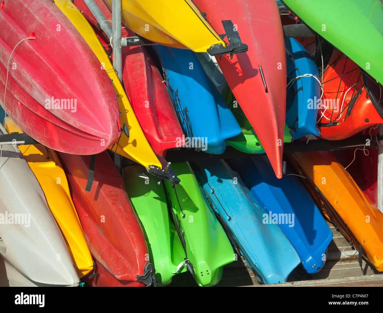 Kayak Dock Stock Photos & Kayak Dock Stock Images - Alamy