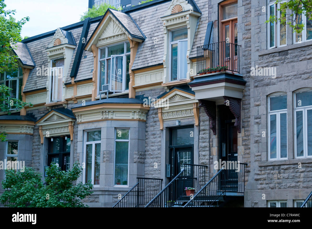 Typical houses Montreal Canada Stock Photo: 39232072 - Alamy on churches in canada, houses from canada, typical houses puerto rico, tree house in canada, moving house in canada, museums in canada, mansions in canada, toronto canada, typical houses scotland, bridges in canada, lodges in canada, homes in canada, hotels in canada, typical house in india, typical house in china, largest lake in canada, old house in canada, convents in canada, biggest house in canada, castles in canada,
