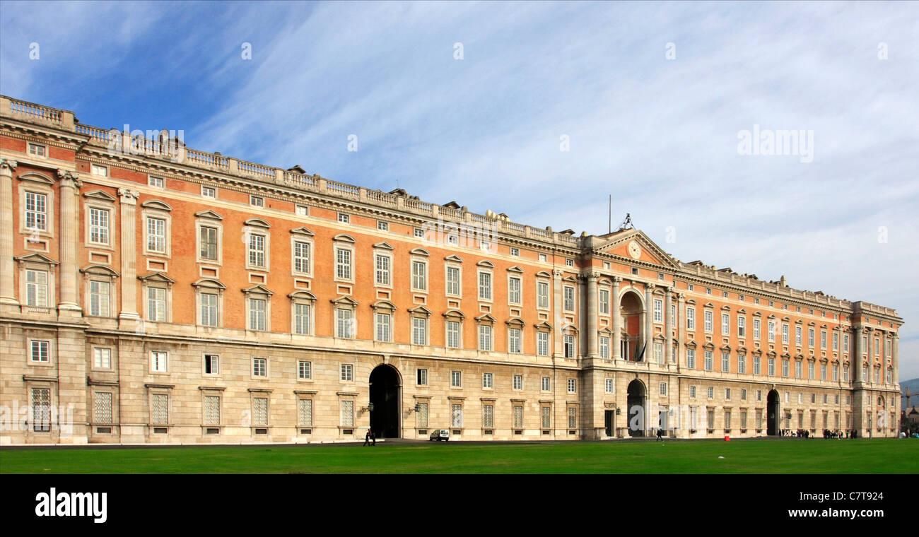 Italy, Campania, Caserta, the Royal Palace Stock Photo