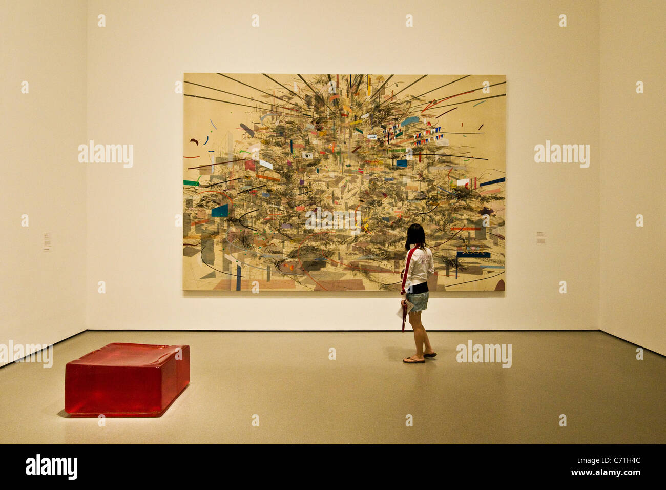 The Museum Of Modern Art Moma New York City Stock Photos & The ...