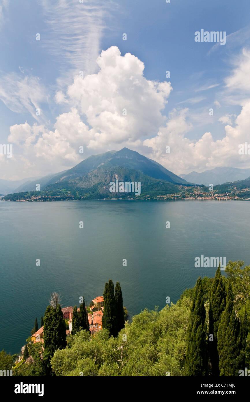 Italy, Lombardy, Lake Como, Varenna - Stock Image
