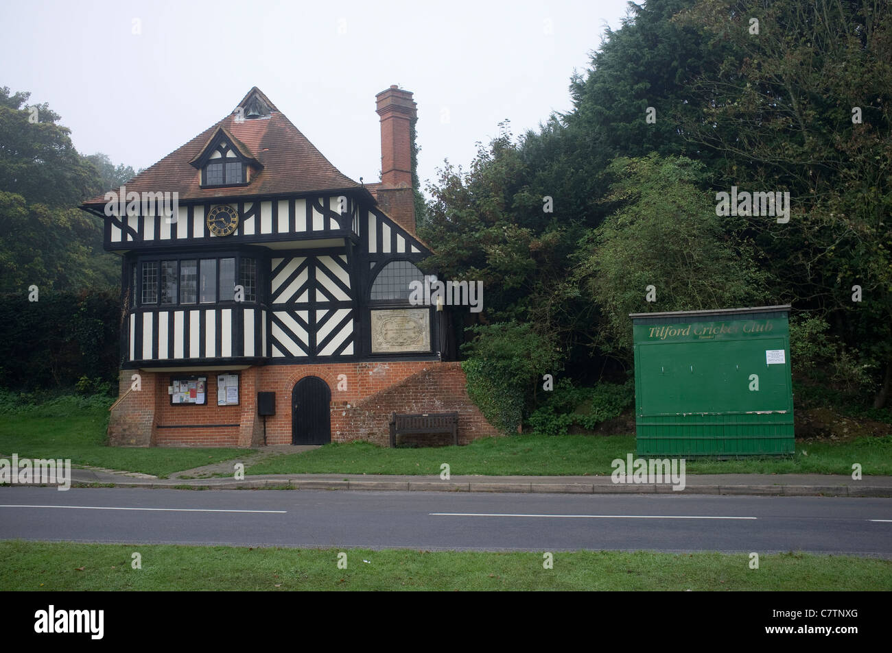 Tilford Institute -1 - Stock Image