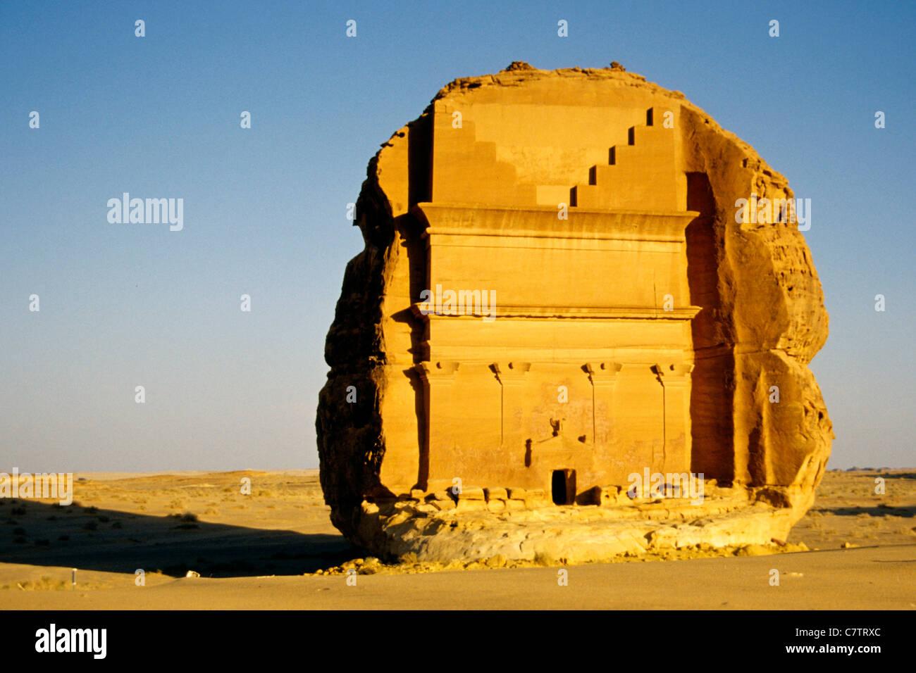 Saudi Arabia, Dedan - Stock Image