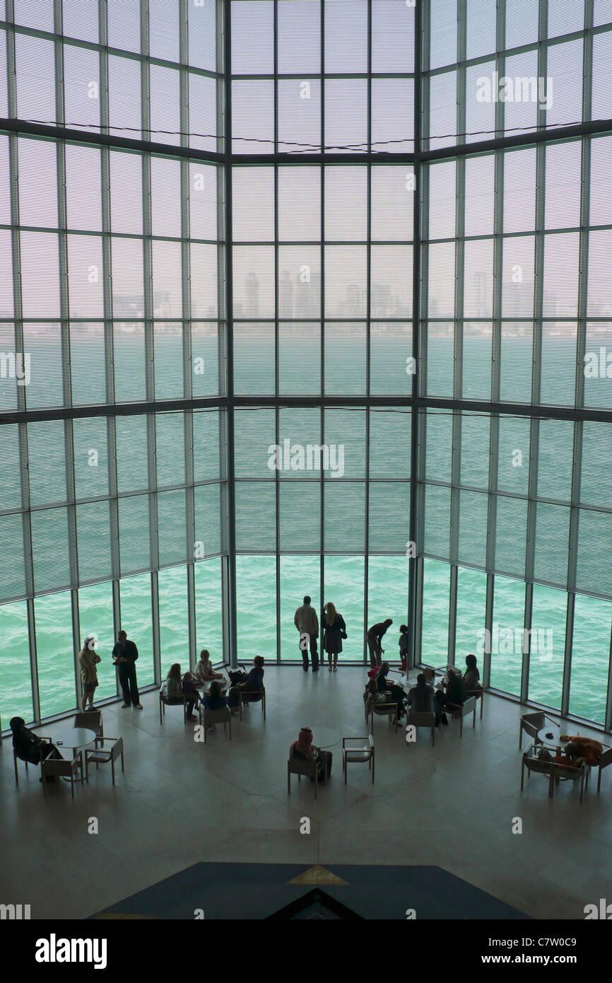 Qatar, Doha. Museum of Islamic Art Stock Photo