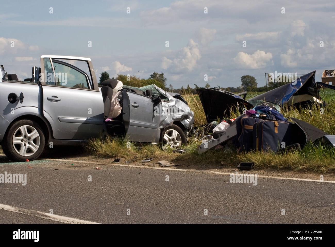 Fatal Accident Crash Pictur:es and Stories - car