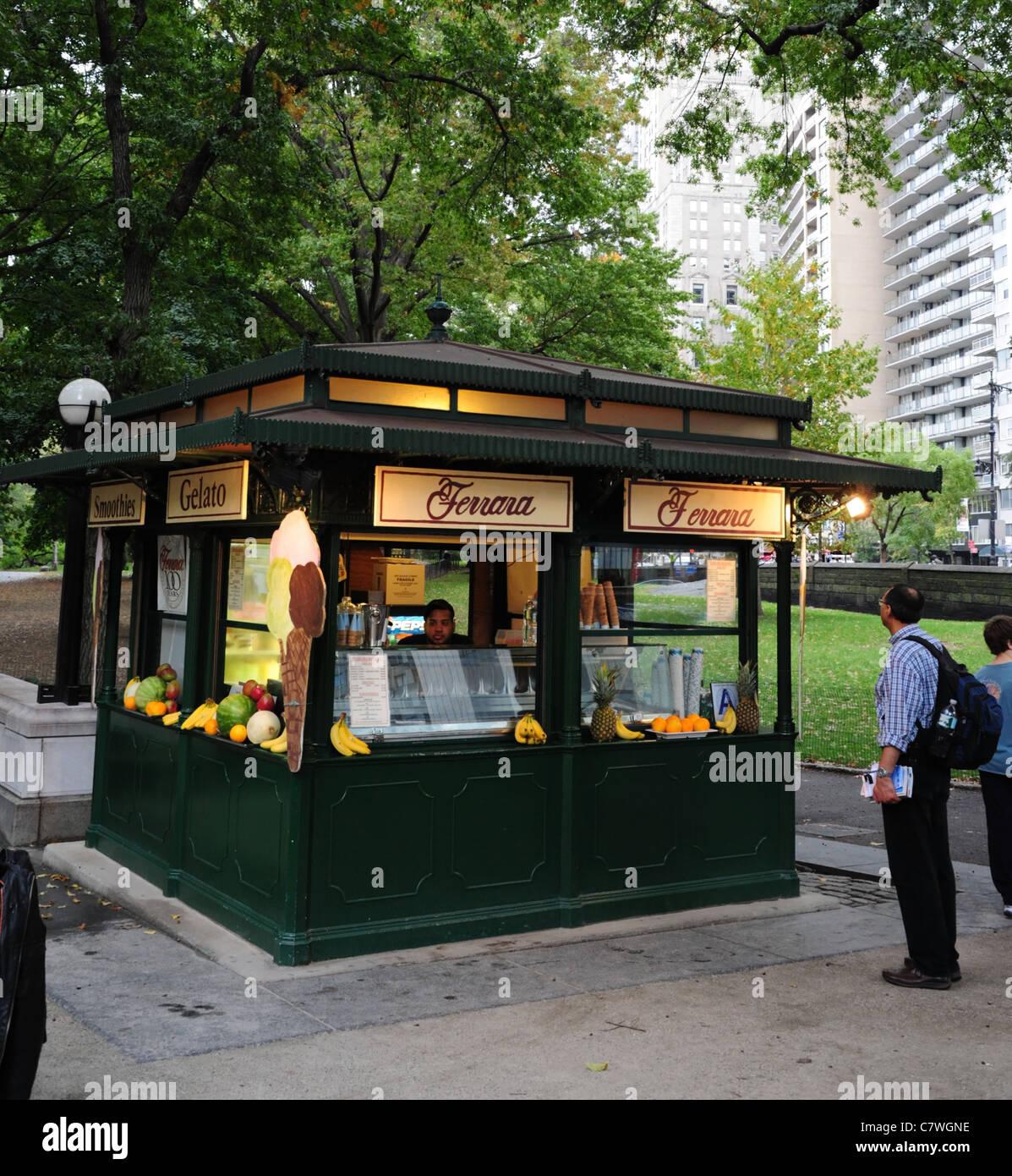 Corner Cafe Monument Park