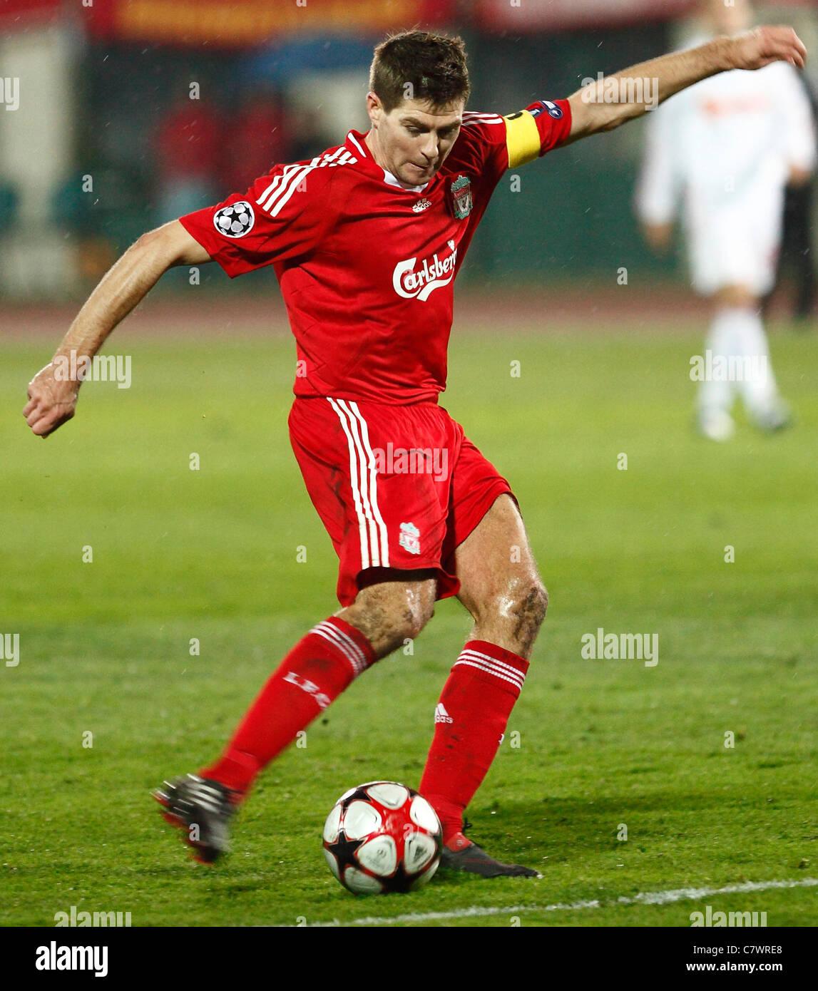 Debrecen Vs Liverpool Uefa Champions League Match