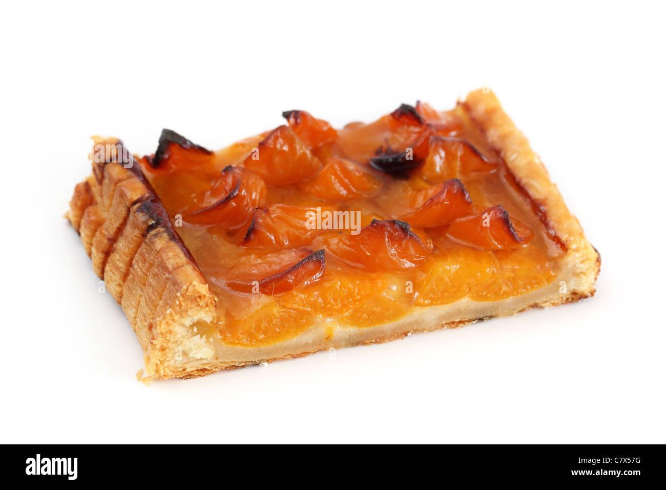Bande abricots band apricots - Stock Image