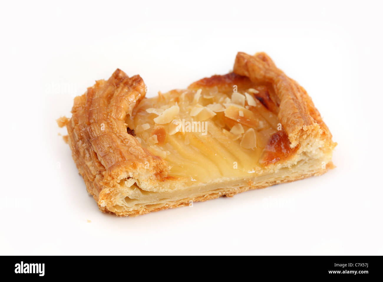 Bande poire-amandes Pear-Almond Band - Stock Image