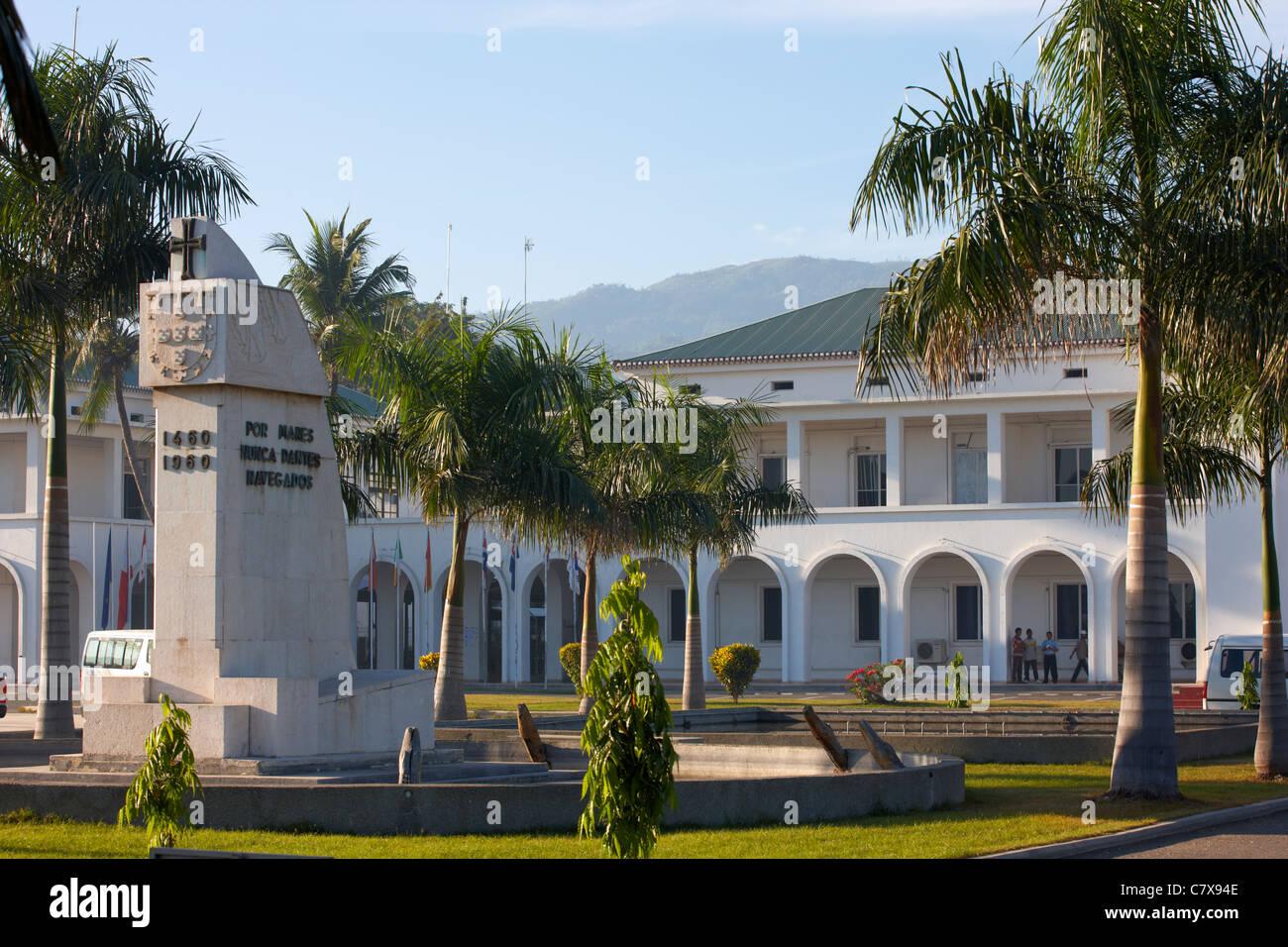 Palacio de Gobierno, Dili, Timor-Leste (East Timor), Asia Stock Photo