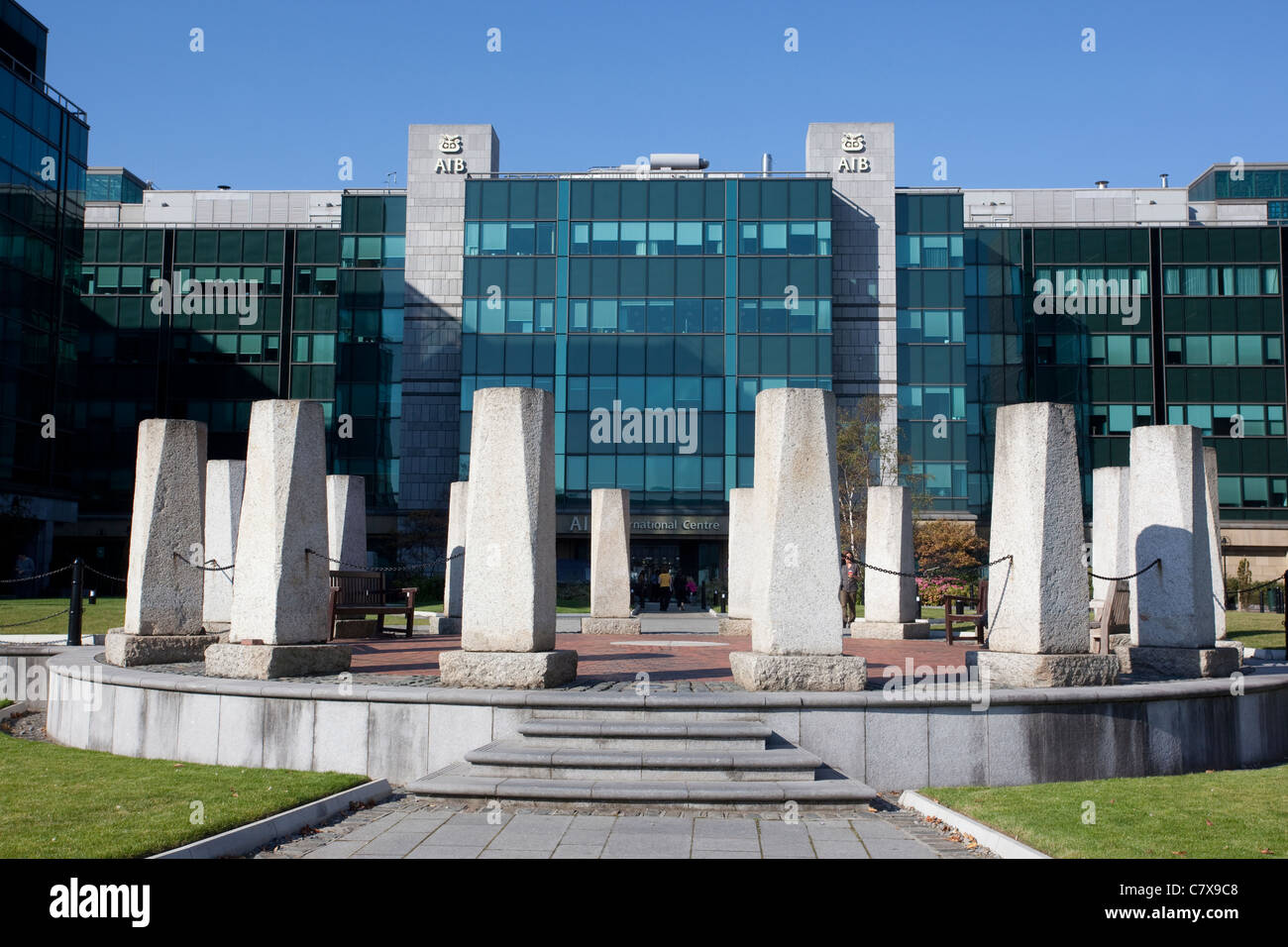 allied irish bank dublin head office