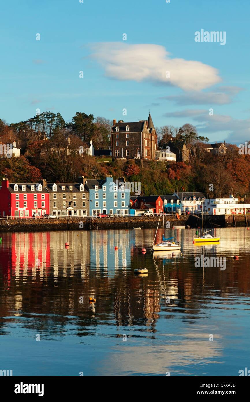 Tobermory, Isle of Mull, Argyll and Bute, Scotland, United Kingdom - Stock Image