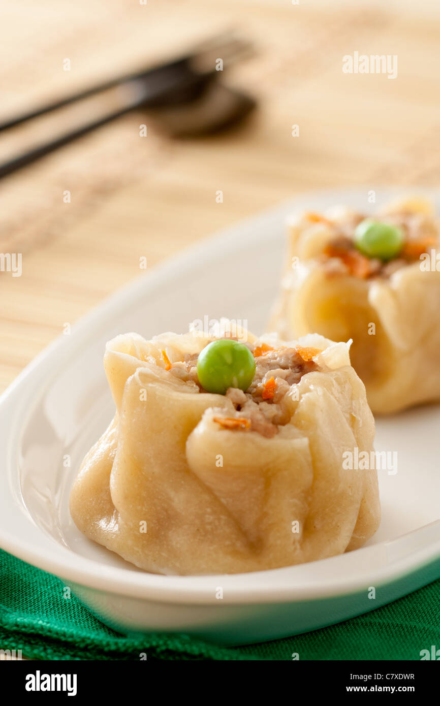 Xiao Mai, Traditional Chinese Food - Stock Image