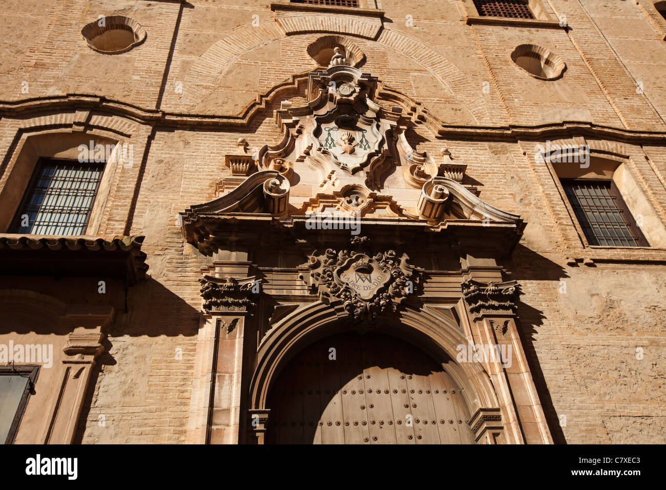 Convent Madre de Dios de Monteagudo Antequera Malaga Andalusia Spain - Stock Image
