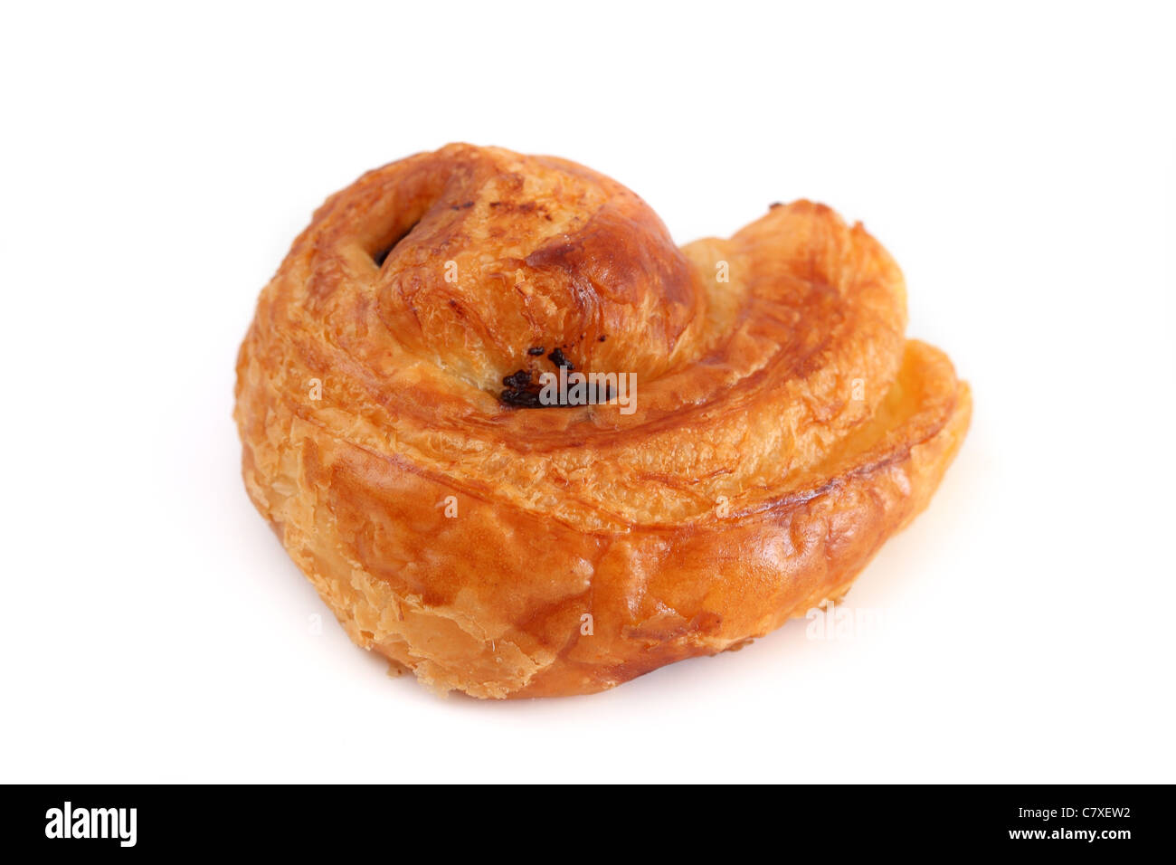 Mini viennoiserie mini pastries - Stock Image