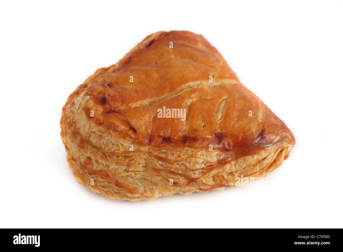 Chausson aux pommes Apple turnover - Stock Image
